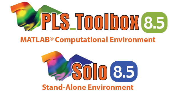 Logiciel PLS_Toolbox et Solo