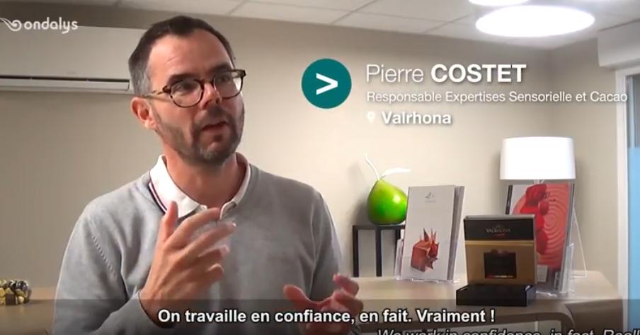 Pierre Costet - Valrhona