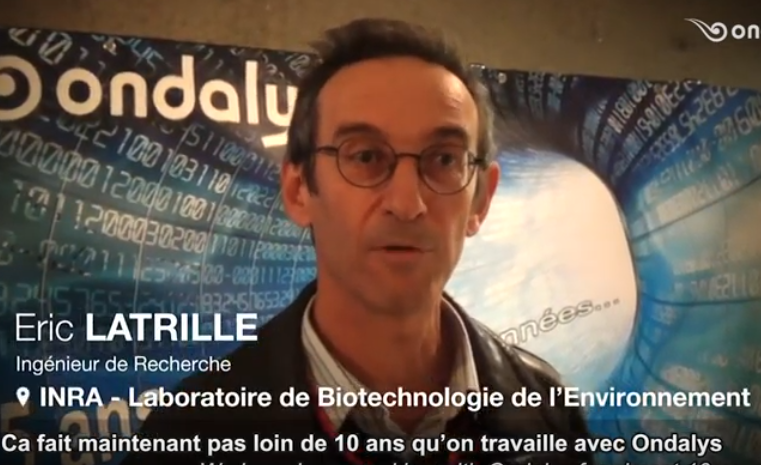 Eric LATRILLE, INRA LBE