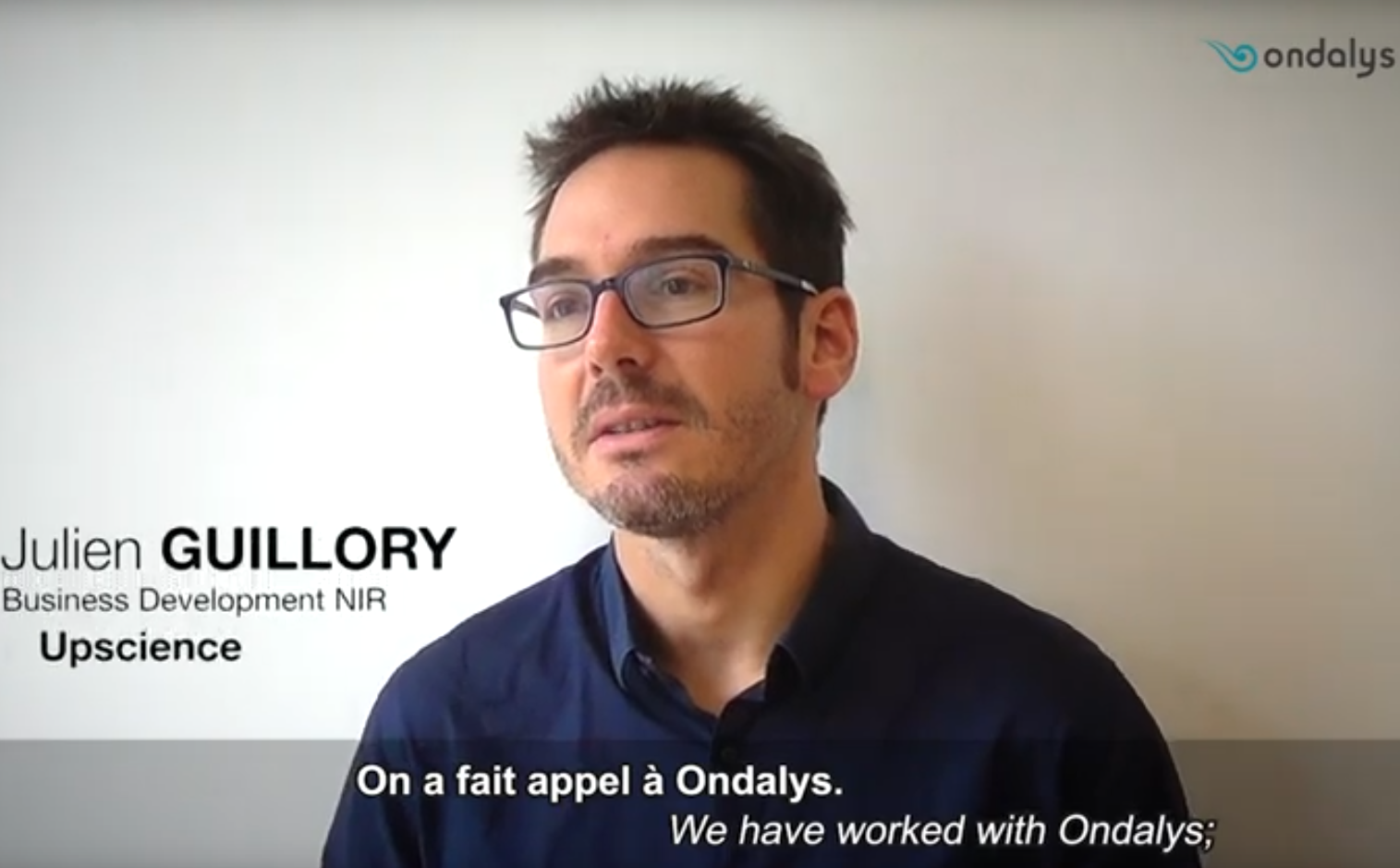 Julien Guillory Upscience