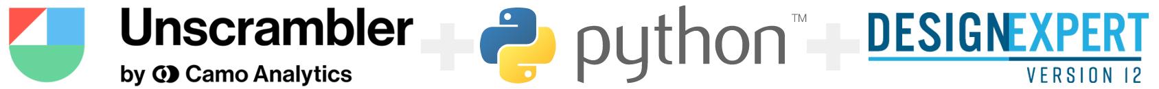 Unscrmabler 11 - Python - Design Expert