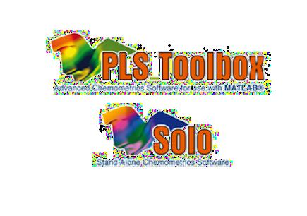 Analyse de données avec le logiciel PLS_Toolbox