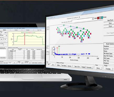 logiciel SPM - Salford Predictive Modeler